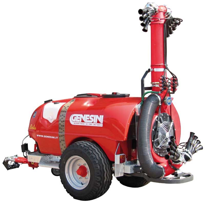 Genesini Delta model sprayer