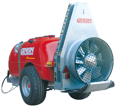 Genesini Orion model tower mist blower